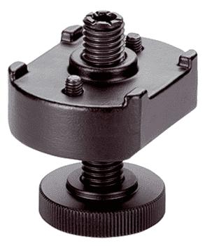 Podpora przedłużająca do łap dociskowych prostych regulowanych z elementem kontrującym IM0006759 Foto Uebersicht