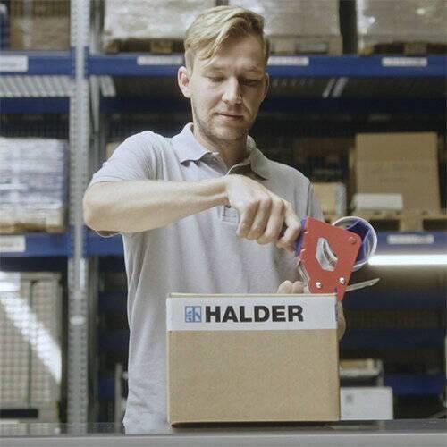 Halder Inside - 見えないけど、不可欠